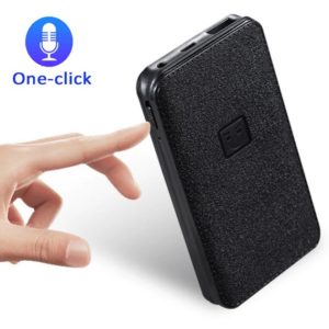 Voice Recorder Powerbank