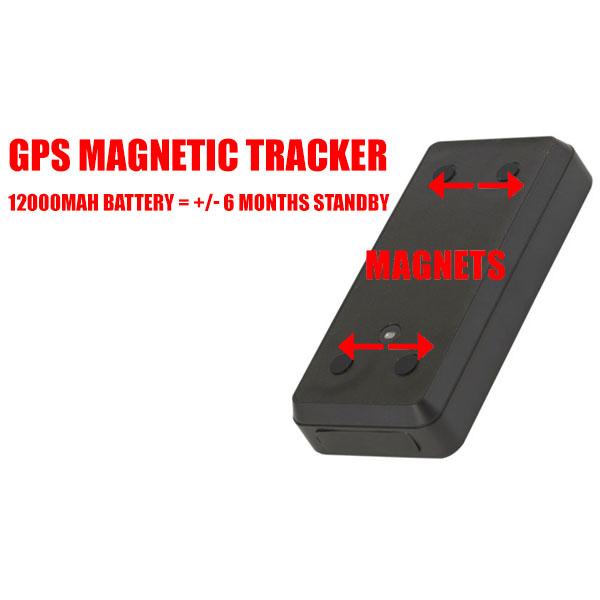 gps magnetic tracker