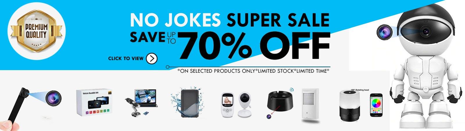 spy shop sale