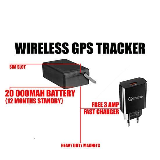 godzilla gps tracker
