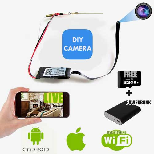 diy mini camera starter pack
