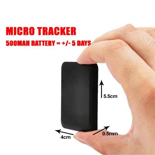 micro gps tracker