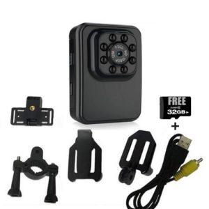 Mini NV Camera Starter Pack