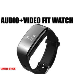 Audio Video Fit Watch